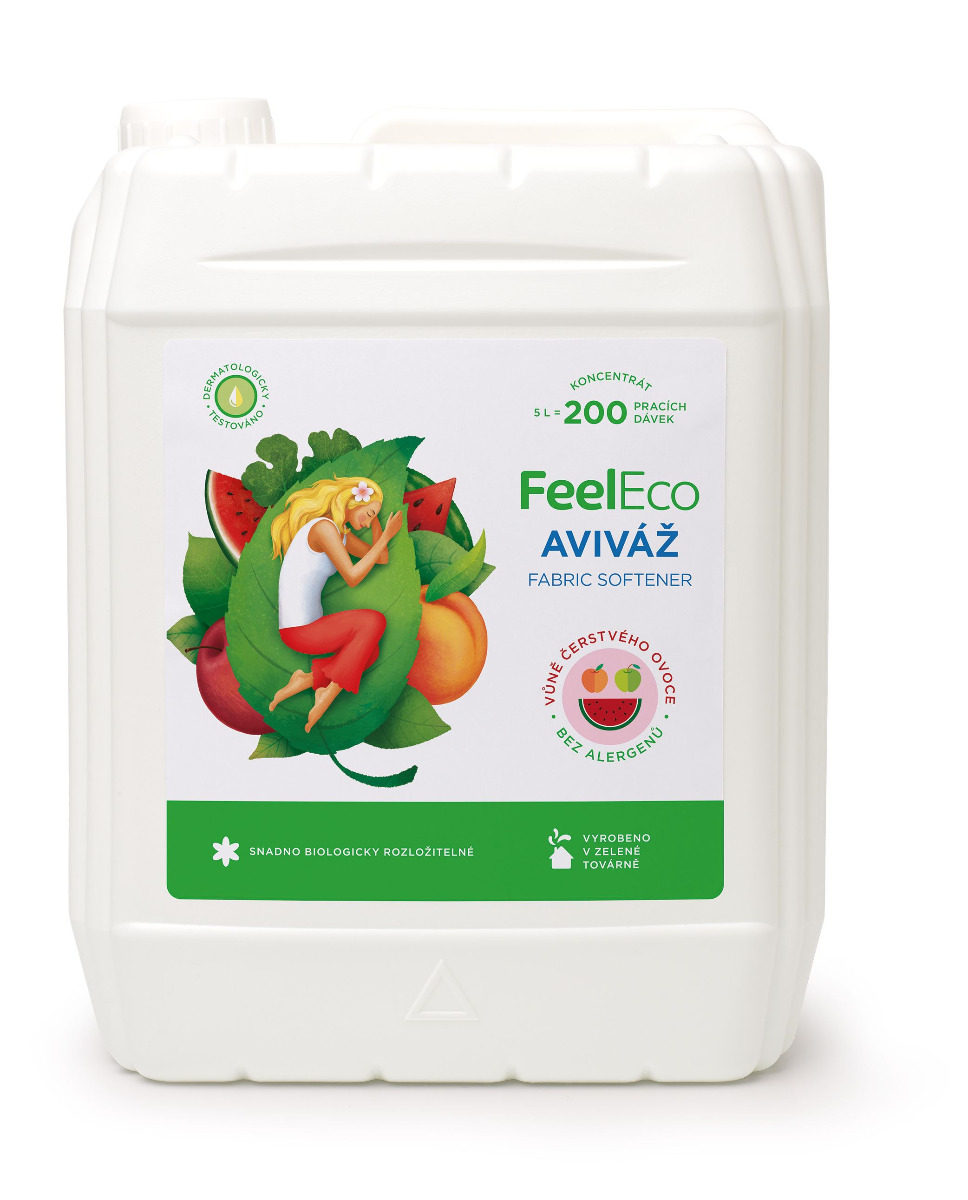 Feel Eco Aviváž s vůní ovoce 5 l