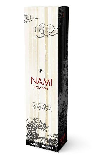 Diet esthetic Nami Tělové mléko proti stárnutí pokožky 200 ml