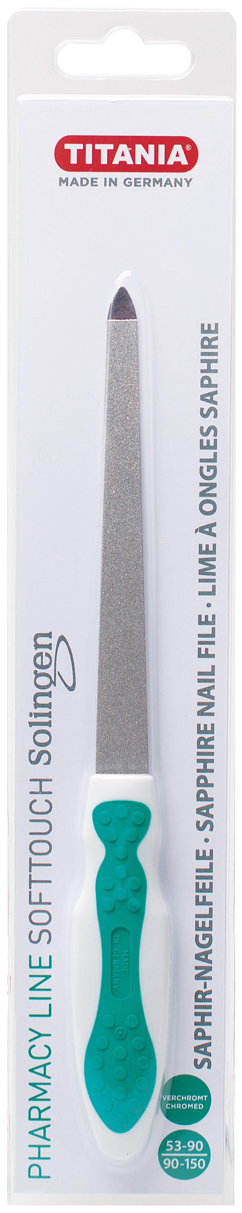Titania SOLINGEN 1440 PH B safírový pilník na nehty velký 1 ks