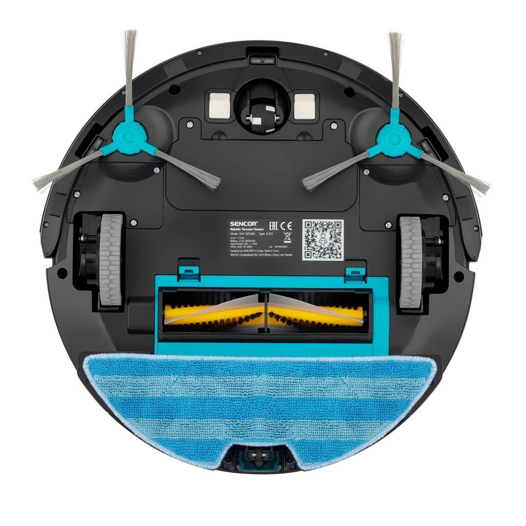 SENCOR SRV 9250BK-EUE3 robotický vysavač5