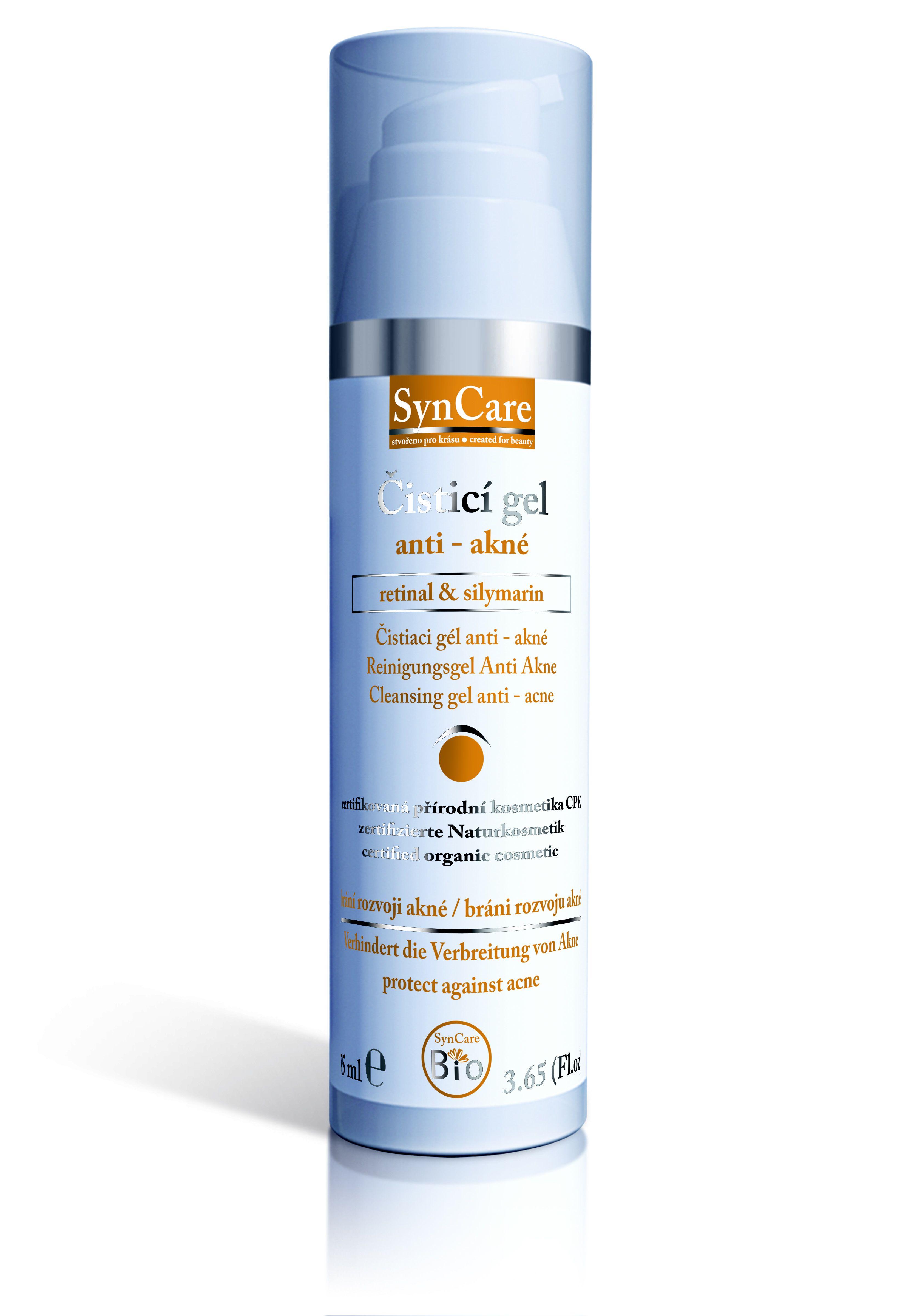 SynCare Čistící gel anti-akné 75 ml
