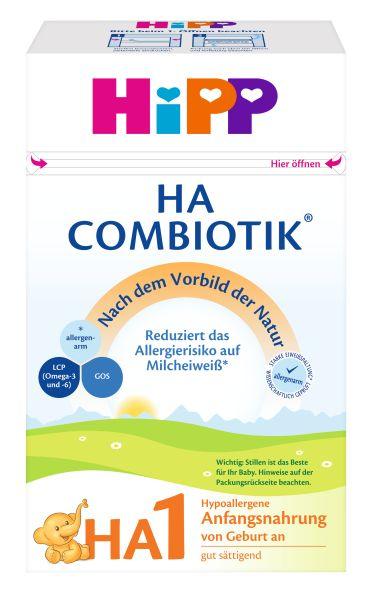 HiPP HA1 Combiotic mléko 500g