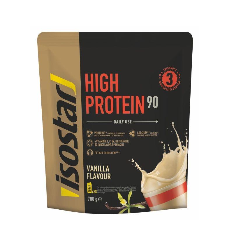 Isostar High Protein vanilka 700 g