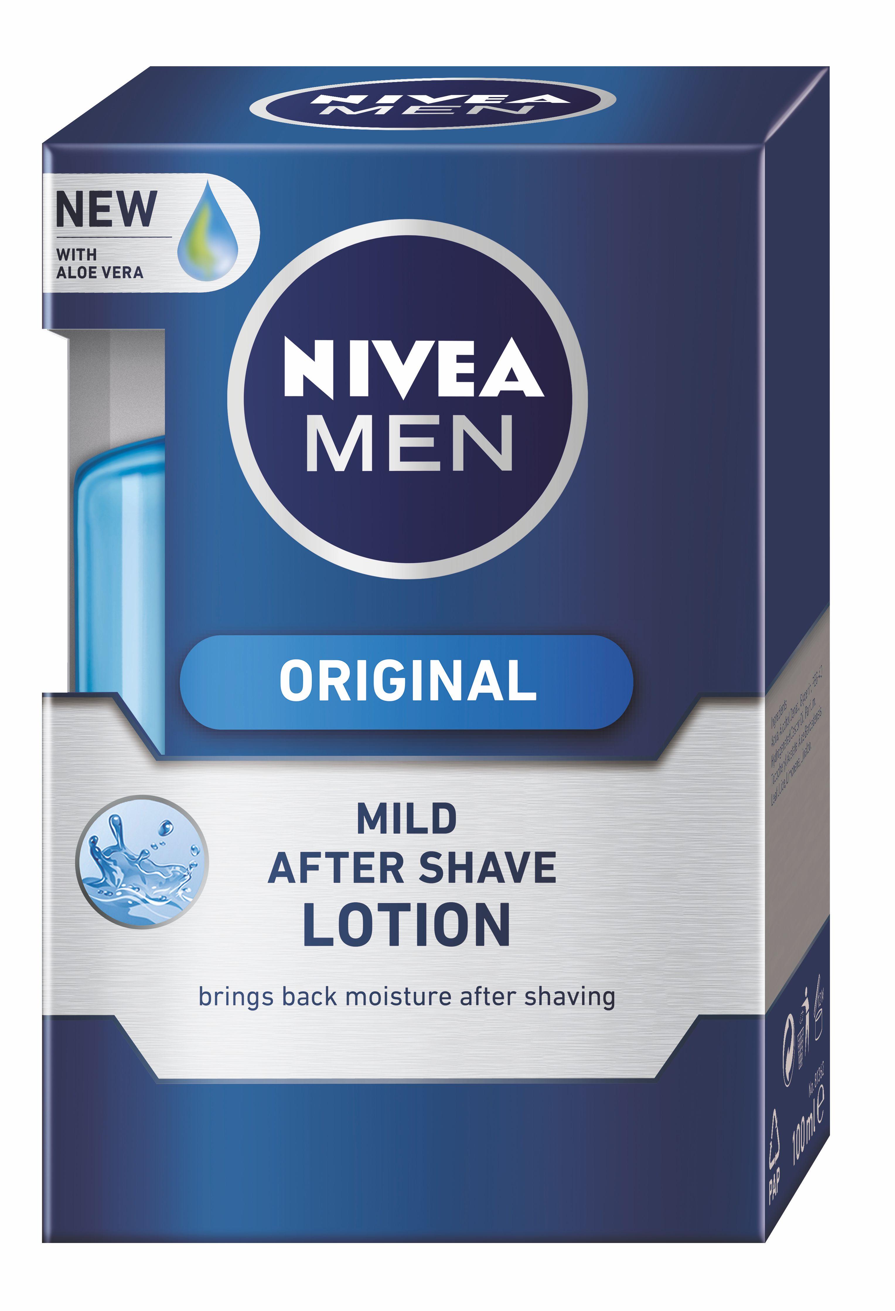 Nivea MEN Original voda po holení 100 ml