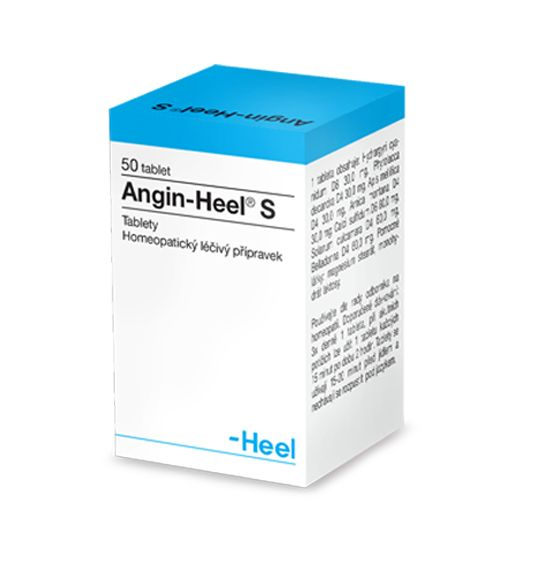 Angin-Heel S 50 tablet