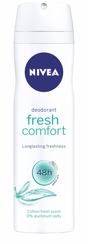 Nivea Sprej Deo Fresh Comfort 150 ml