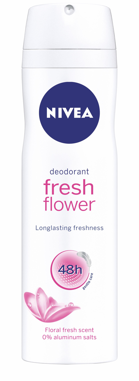 Nivea Sprej Deo Fresh Flower 150 ml