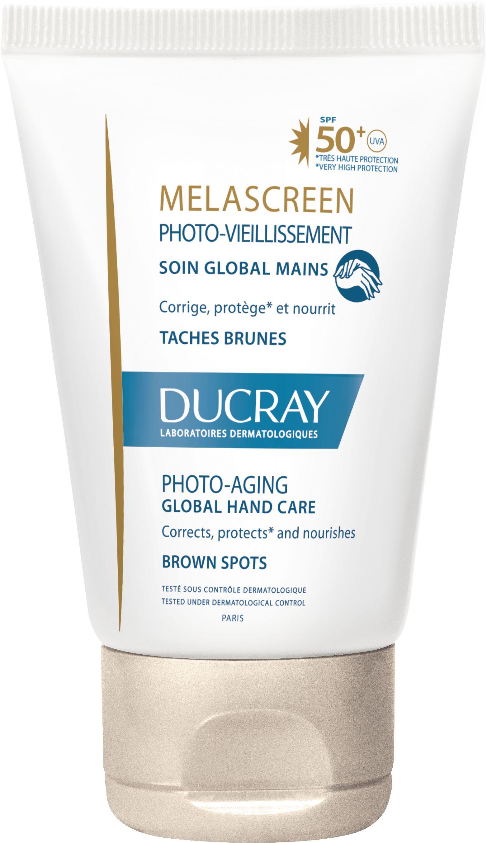 Ducray Melascreen Komplexní péče o ruce SPF50+ 50 ml