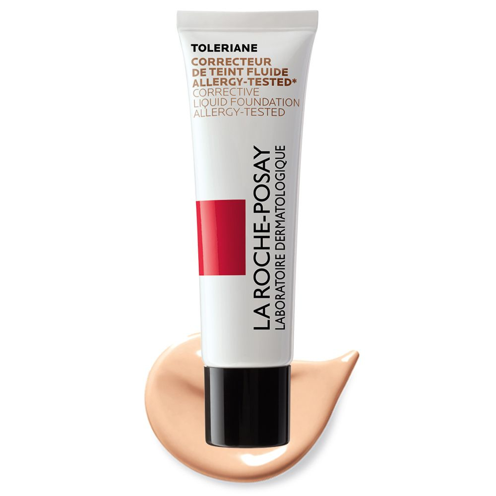 La Roche-Posay Tolériane odstín 10 fluidní make-up 30 ml
