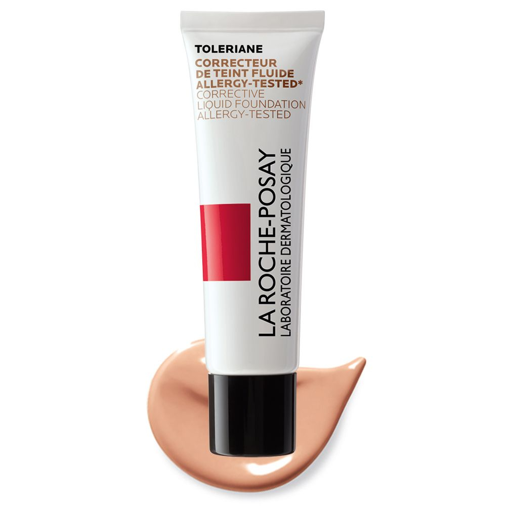 La Roche-Posay Tolériane odstín 11 fluidní make-up 30 ml
