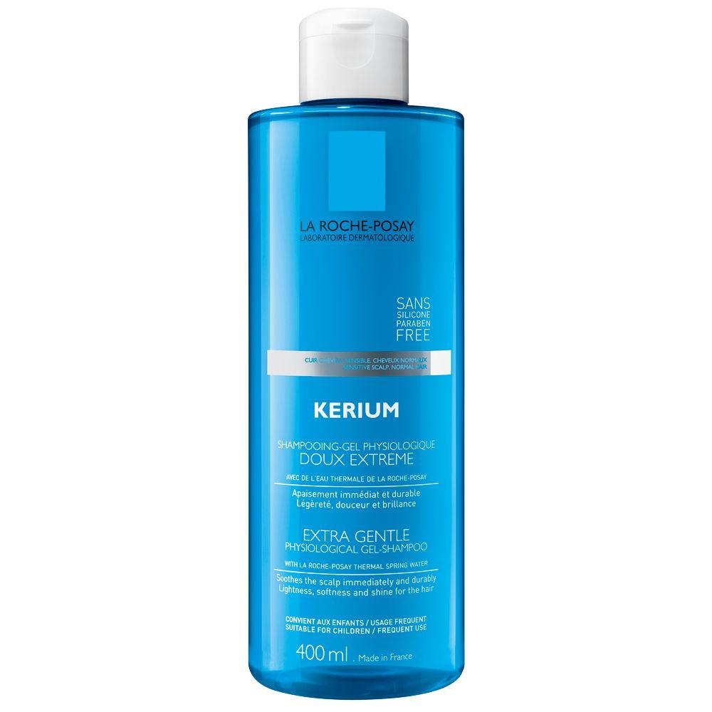 La Roche-Posay Kerium extra jemný šampon 400 ml