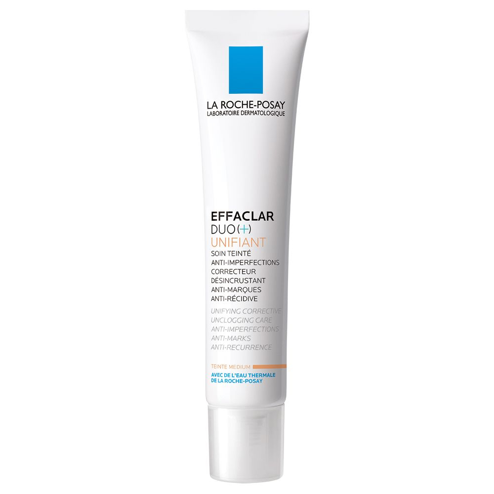 La Roche-Posay Effaclar DUO+ Tinted Medium péče proti nedokonalostem 40 ml