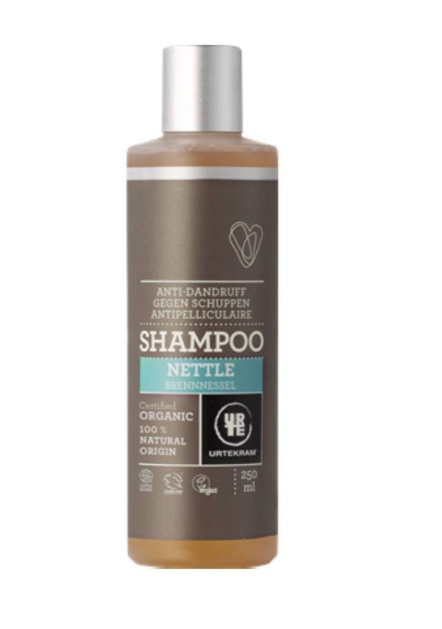 Urtekram Šampon proti lupům Kopřiva 250 ml