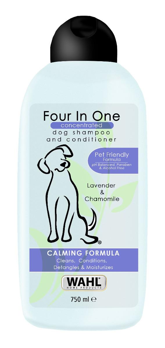 WAHL 3999-7010 Šampon pro psy 4-v-1 750 ml