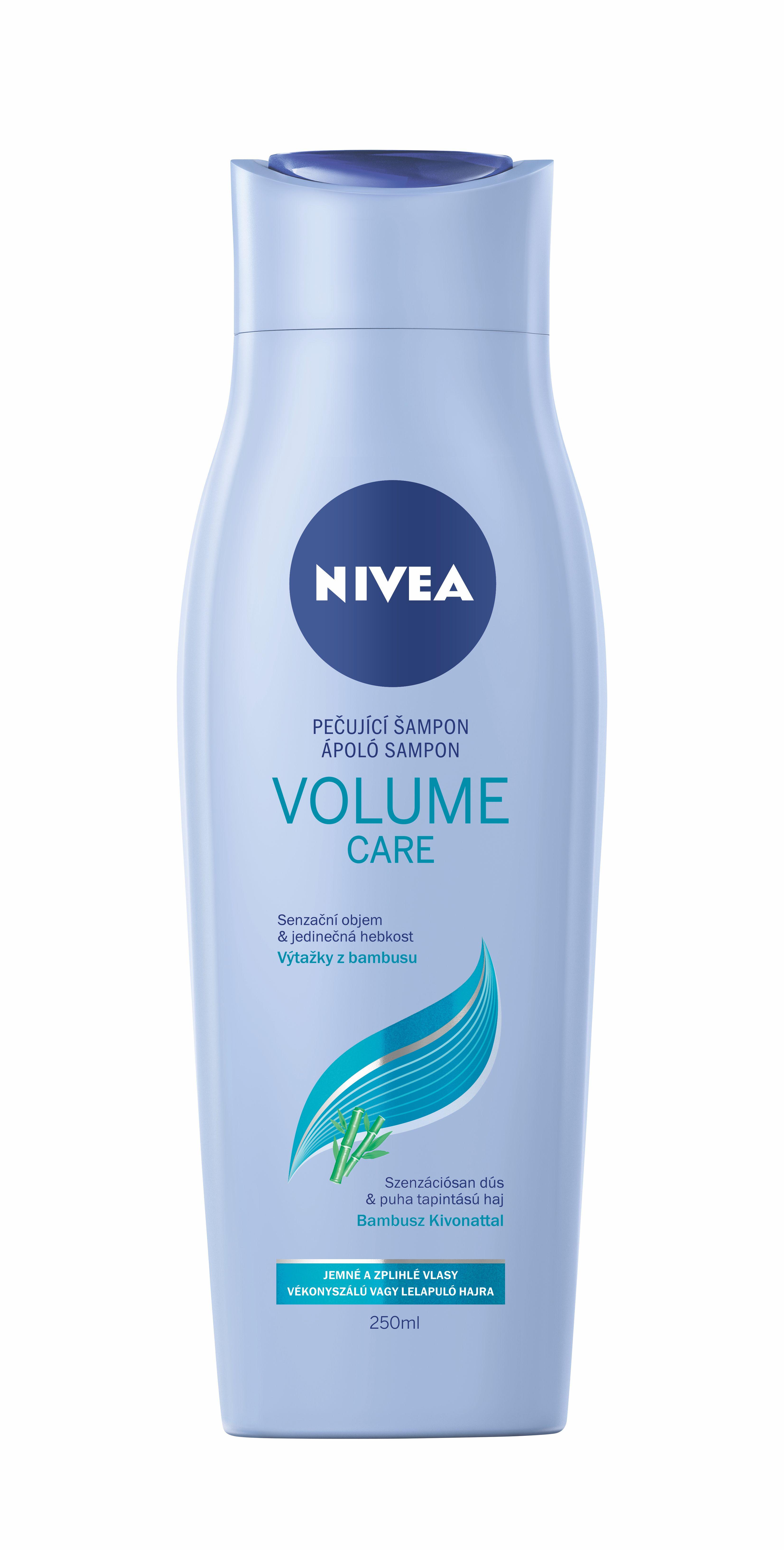 Nivea Volume Care šampon 250 ml