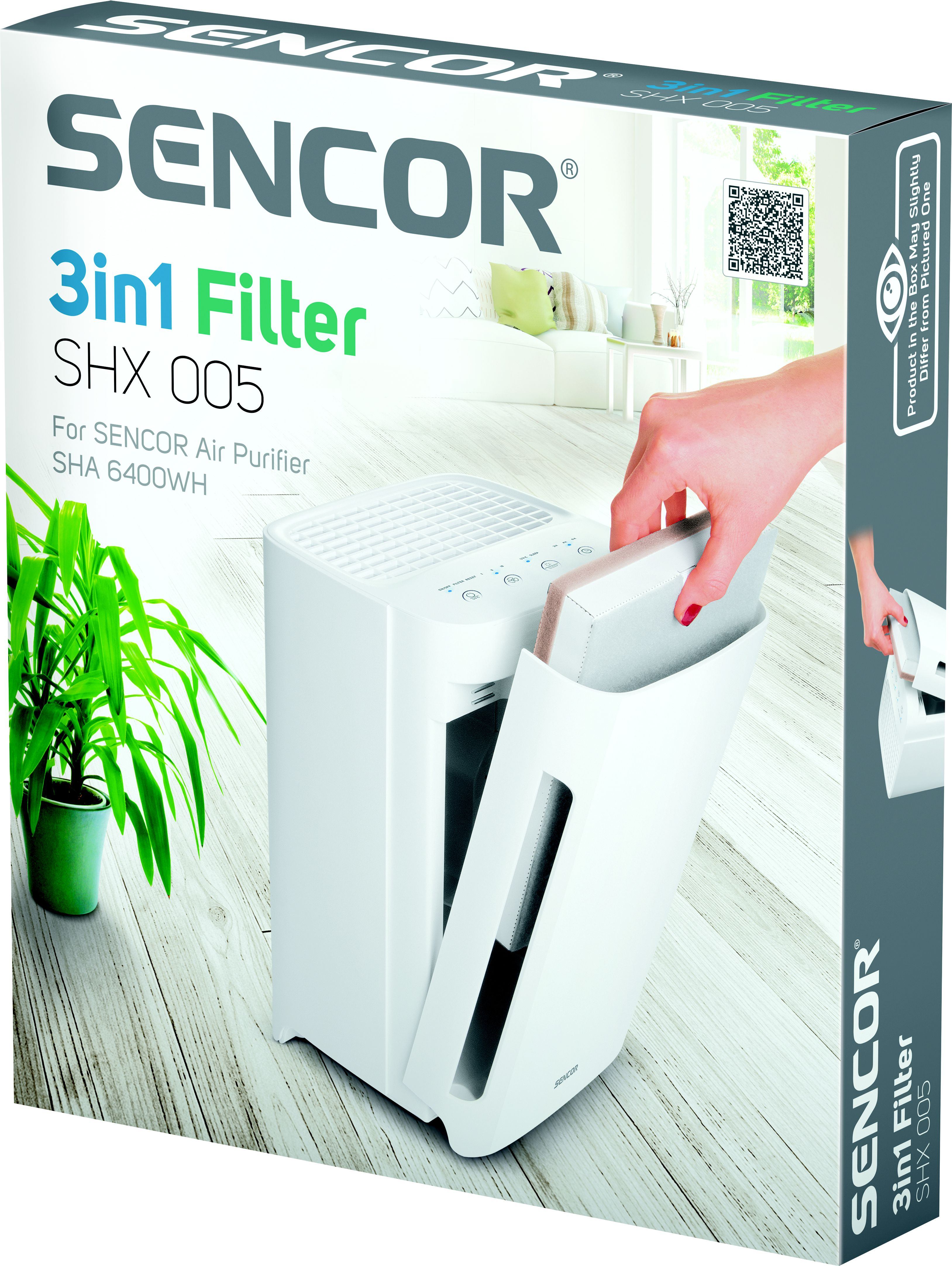 SENCOR SHX 005 filtr pro SHA 6400WH