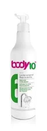 Diet esthetic Body 10 Tělové mléko do sprchy 500 ml