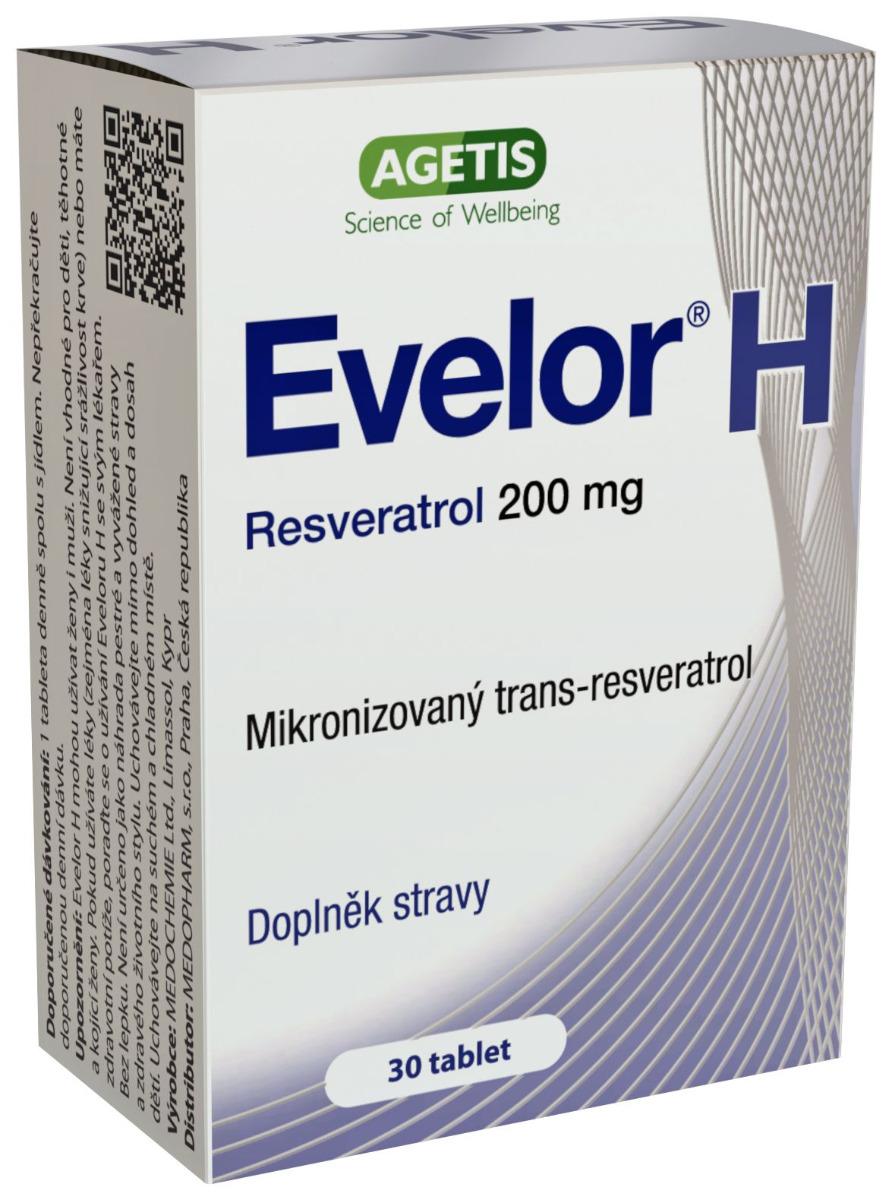 Evelor H 30 tablet