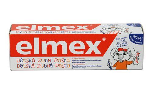 Elmex Kids Dětská zubní pasta 50 ml