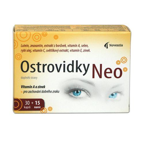 E-shop Noventis Ostrovidky Neo 30+15 kapslí