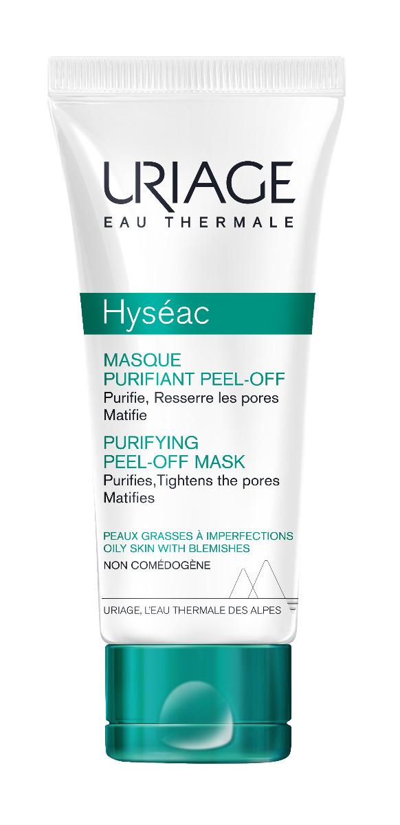 Uriage Hyséac Čisticí slupovací maska 50 ml