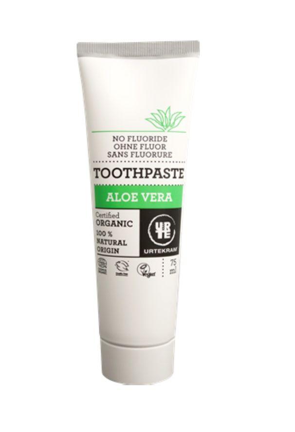 Urtekram Zubní pasta Aloe vera 75 ml