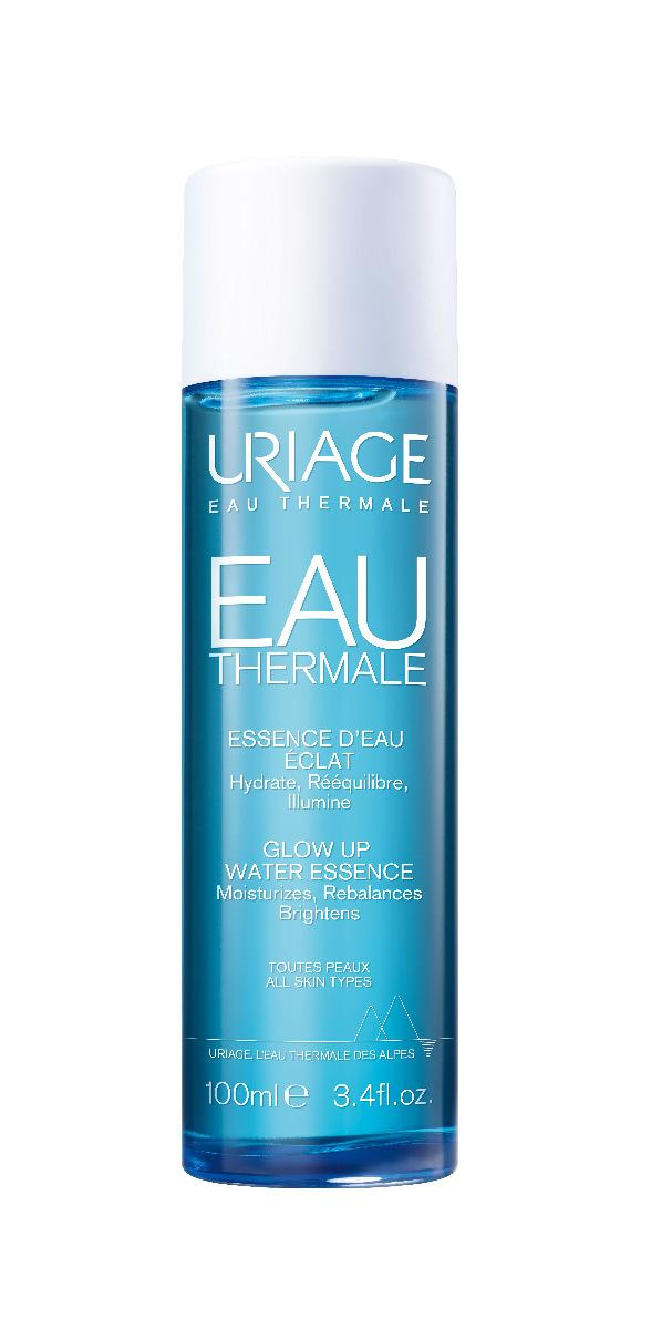 Uriage EAU Thermale Glow Up Water Essence rozjasňující esence 100 ml