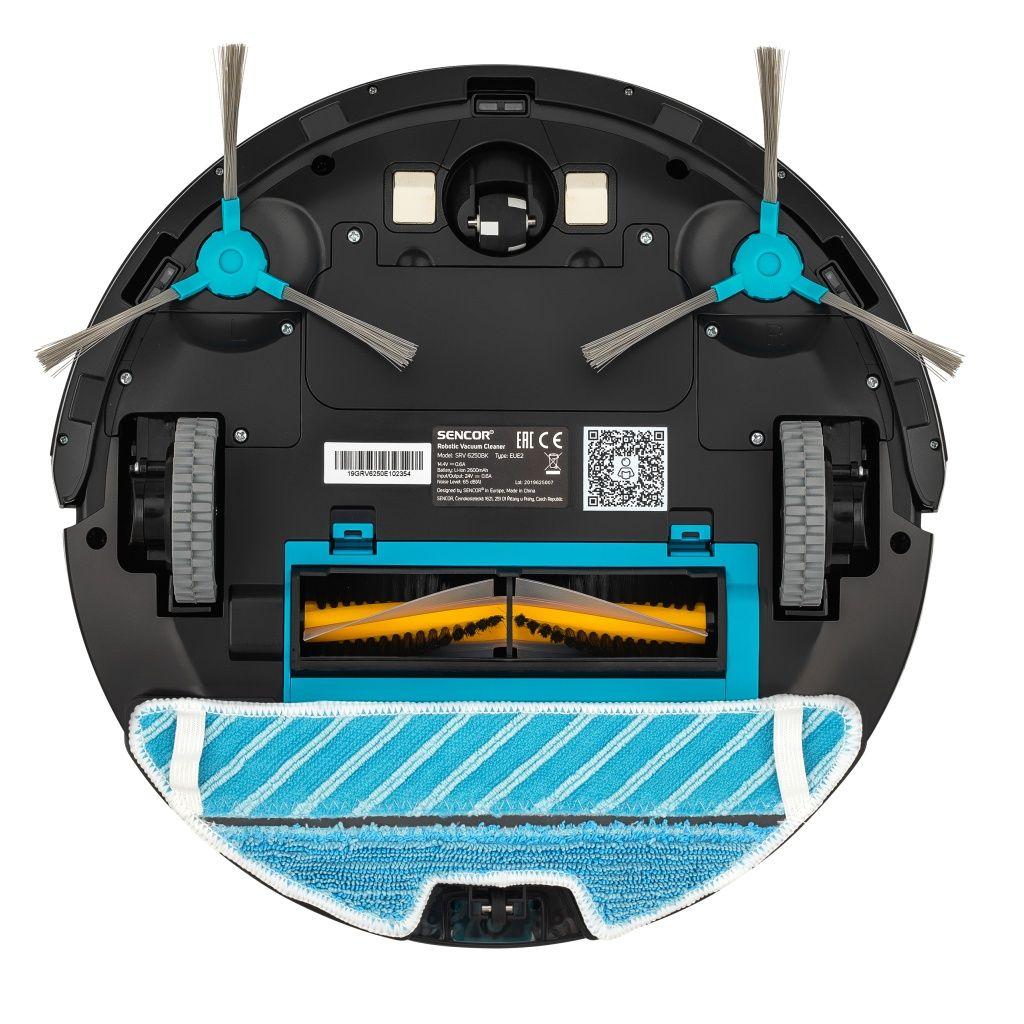 SENCOR SRV 6250BK-EUE3 robotický vysavač5