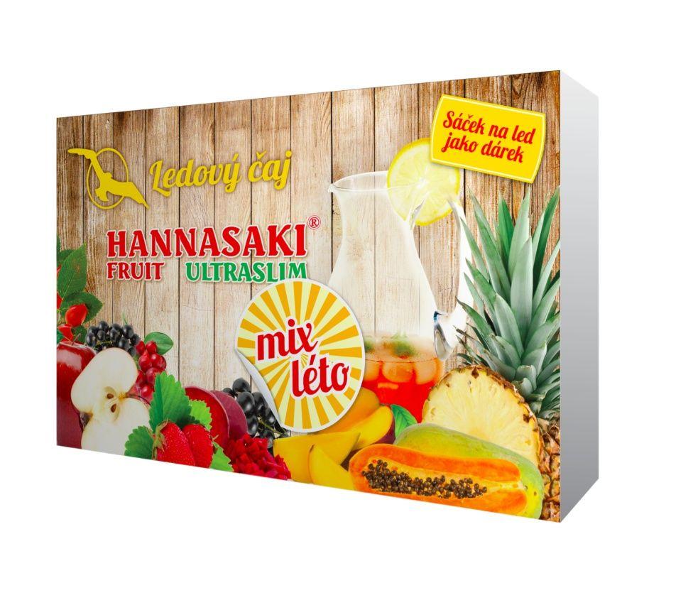 Hannasaki Mix léto sypaný čaj 60 g