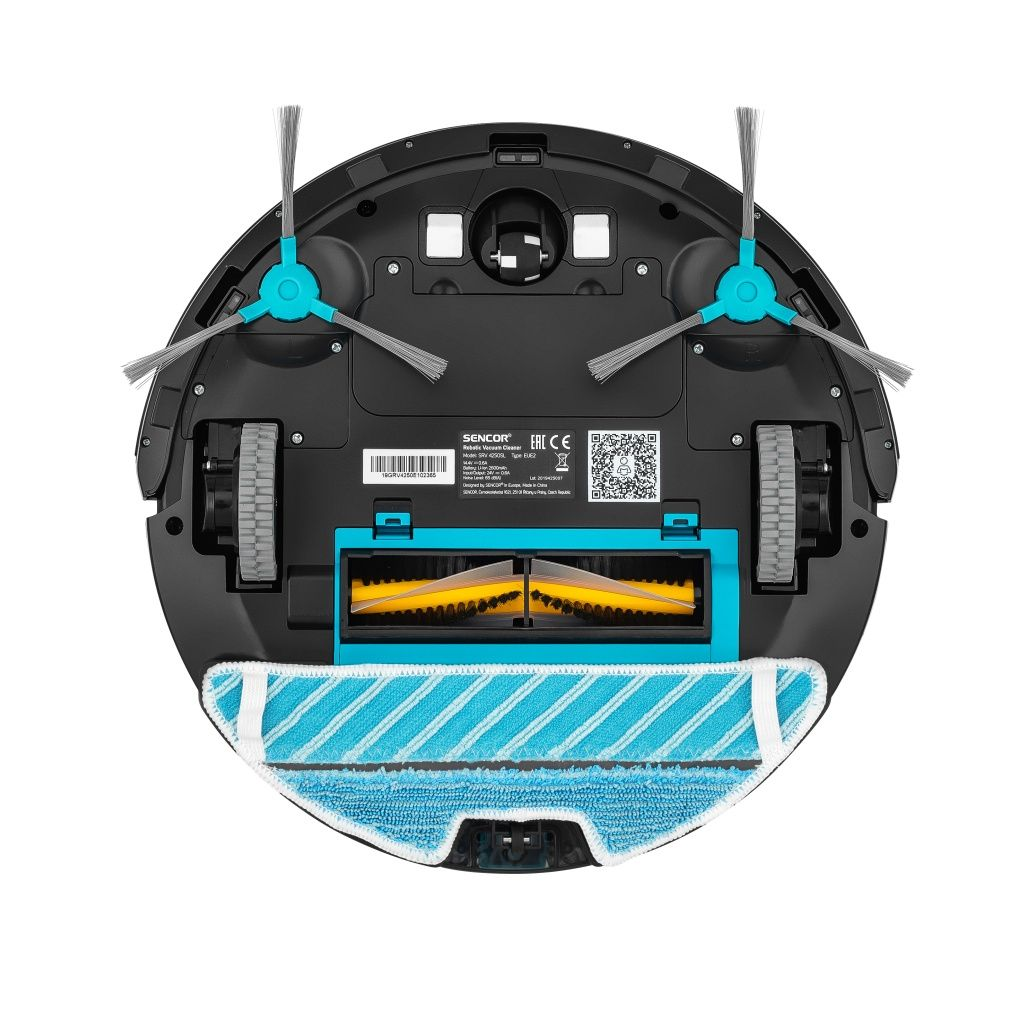 SENCOR SRV 4250SL-EUE3 robotický vysavač6