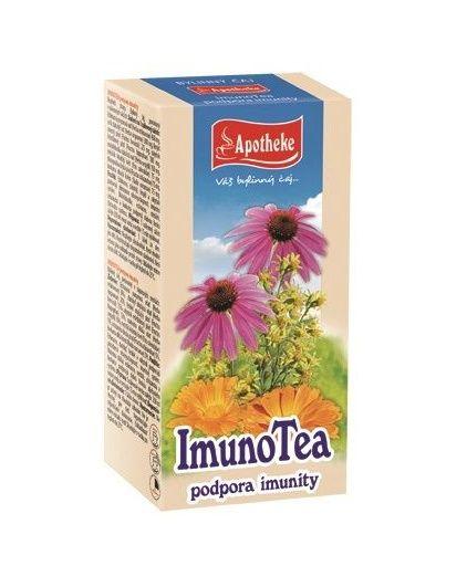 Apotheke ImunoTea podpora imunity porcovaný čaj 20x1,5 g