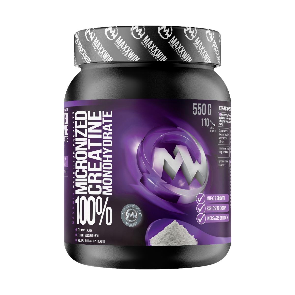 MAXXWIN 100% CREATINE MONOHYDRATE 550 g