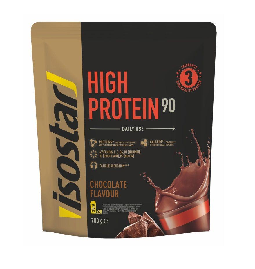 Isostar High Protein čokoláda 700 g