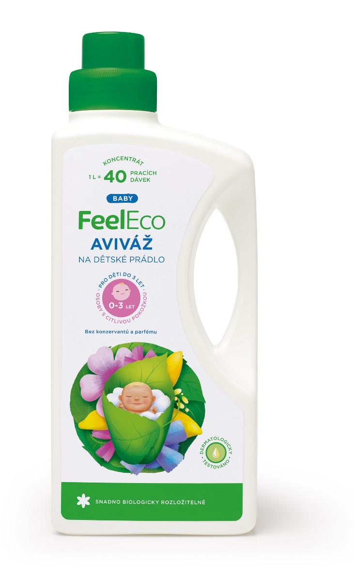 Feel Eco BABY aviváž 1 l
