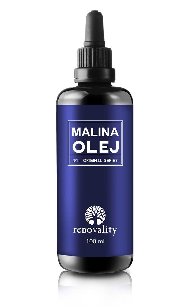 Renovality Malinový olej 100 ml