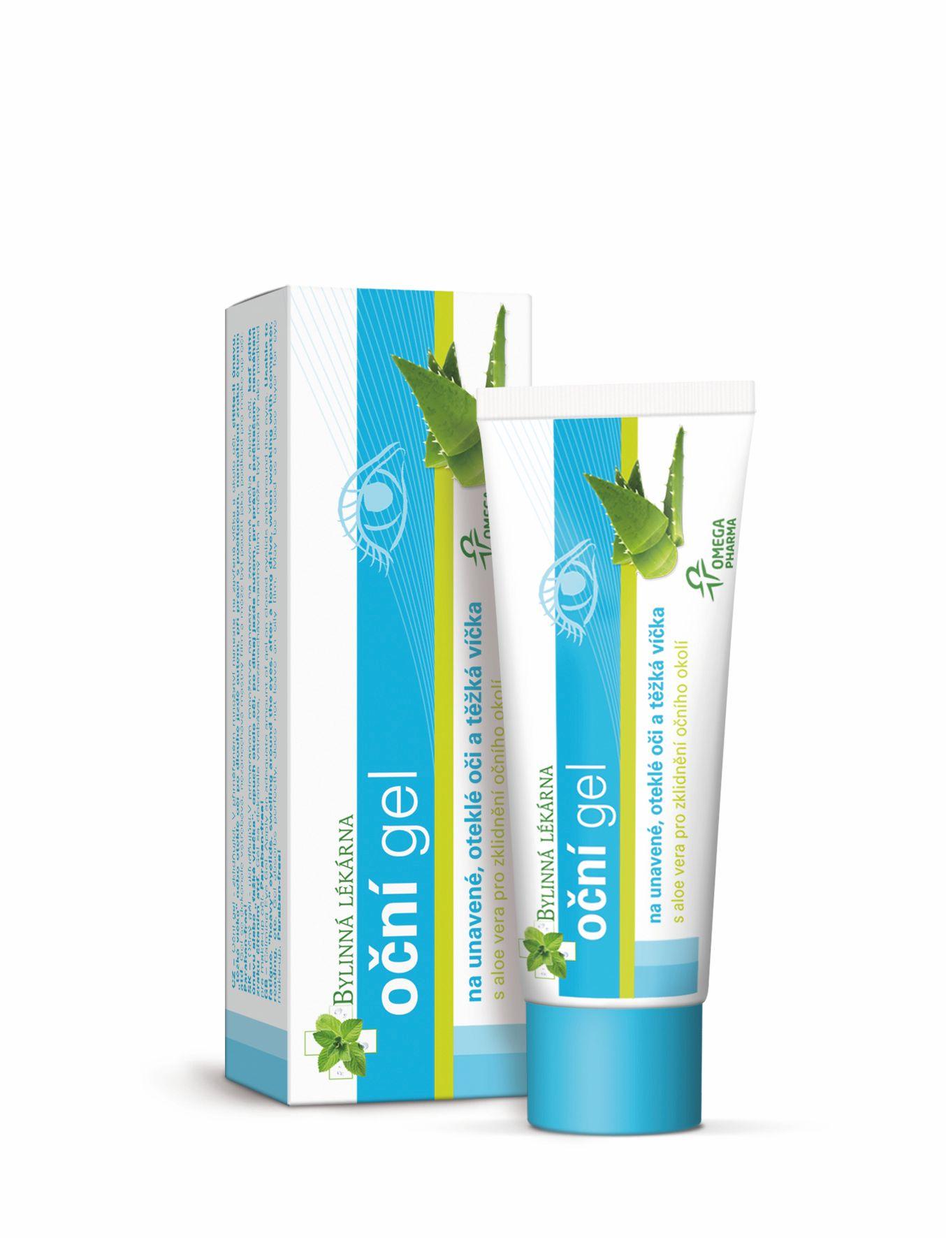 Altermed Oční gel zklidňující 25 g