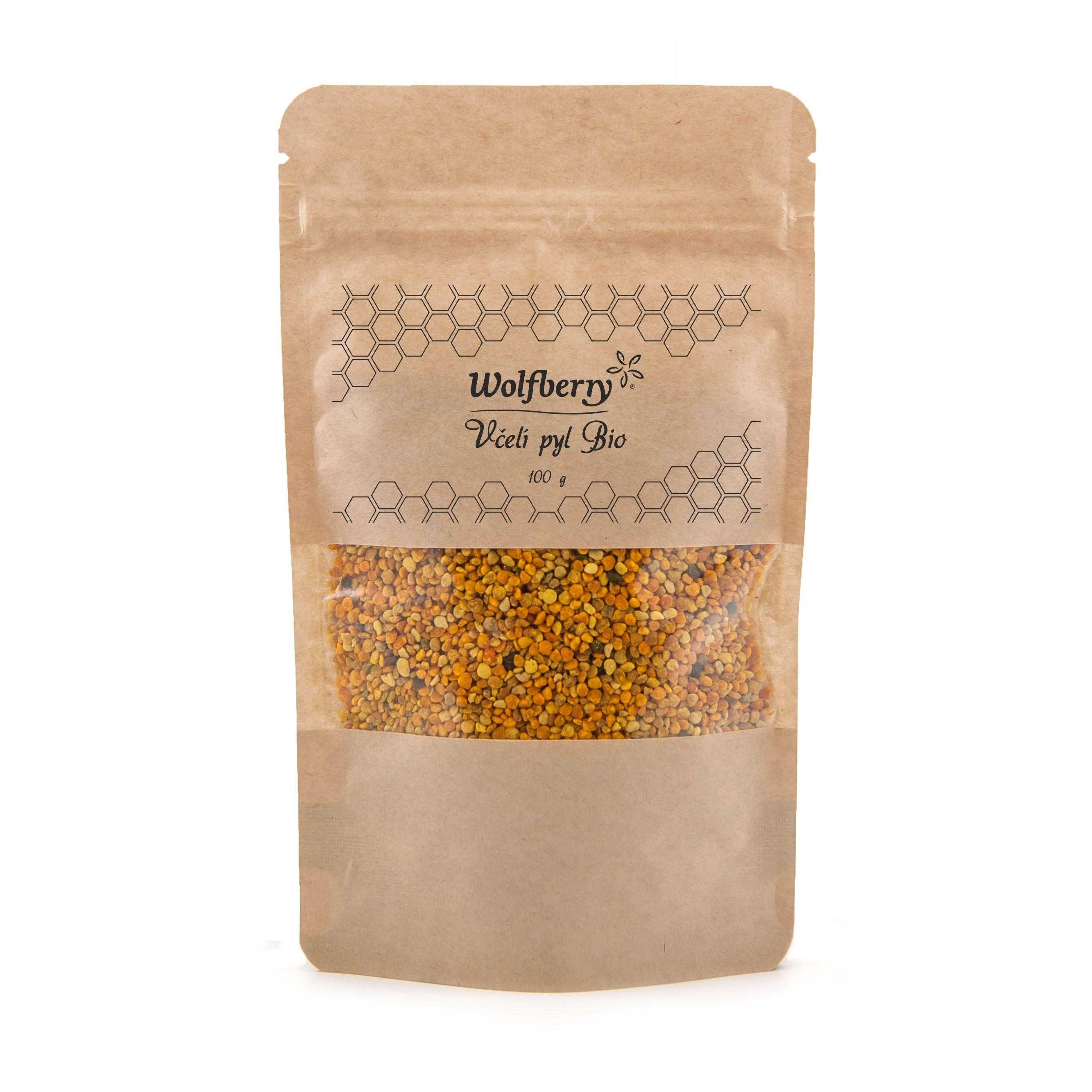 Wolfberry Včelí pyl BIO 100 g