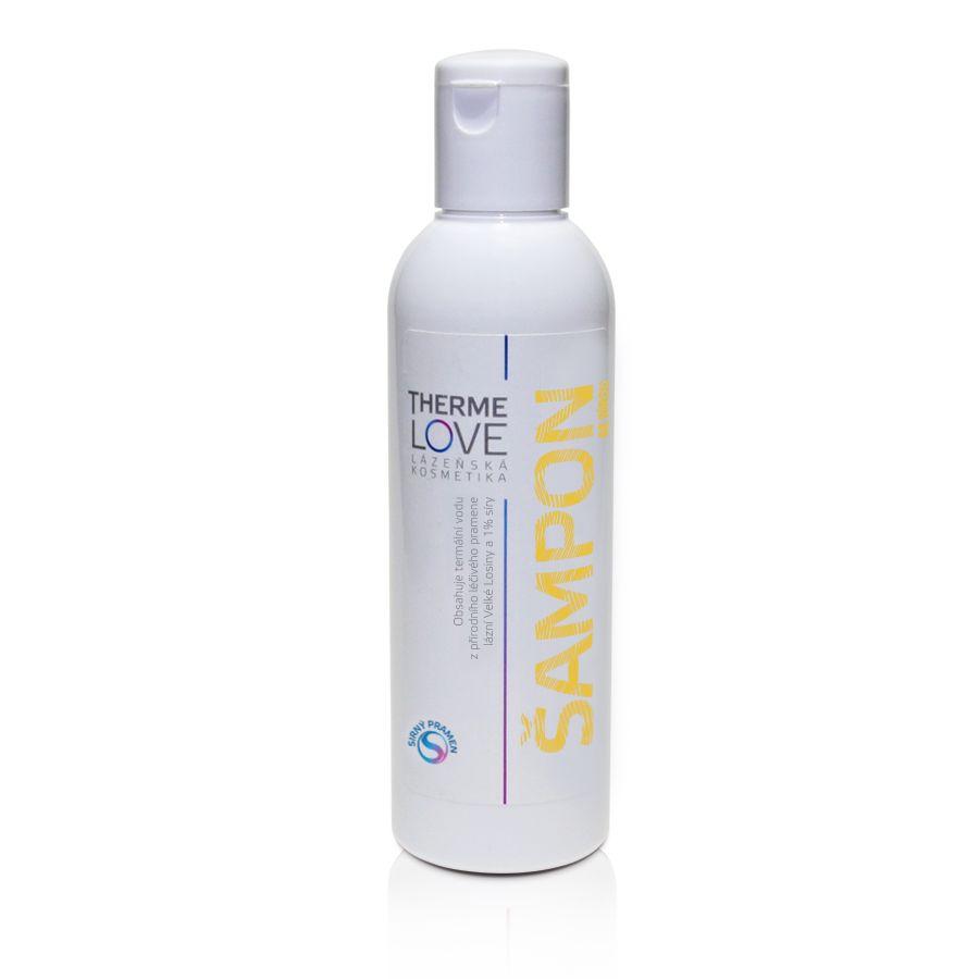 THERMELOVE Šampon se sírou proti lupům 200 ml