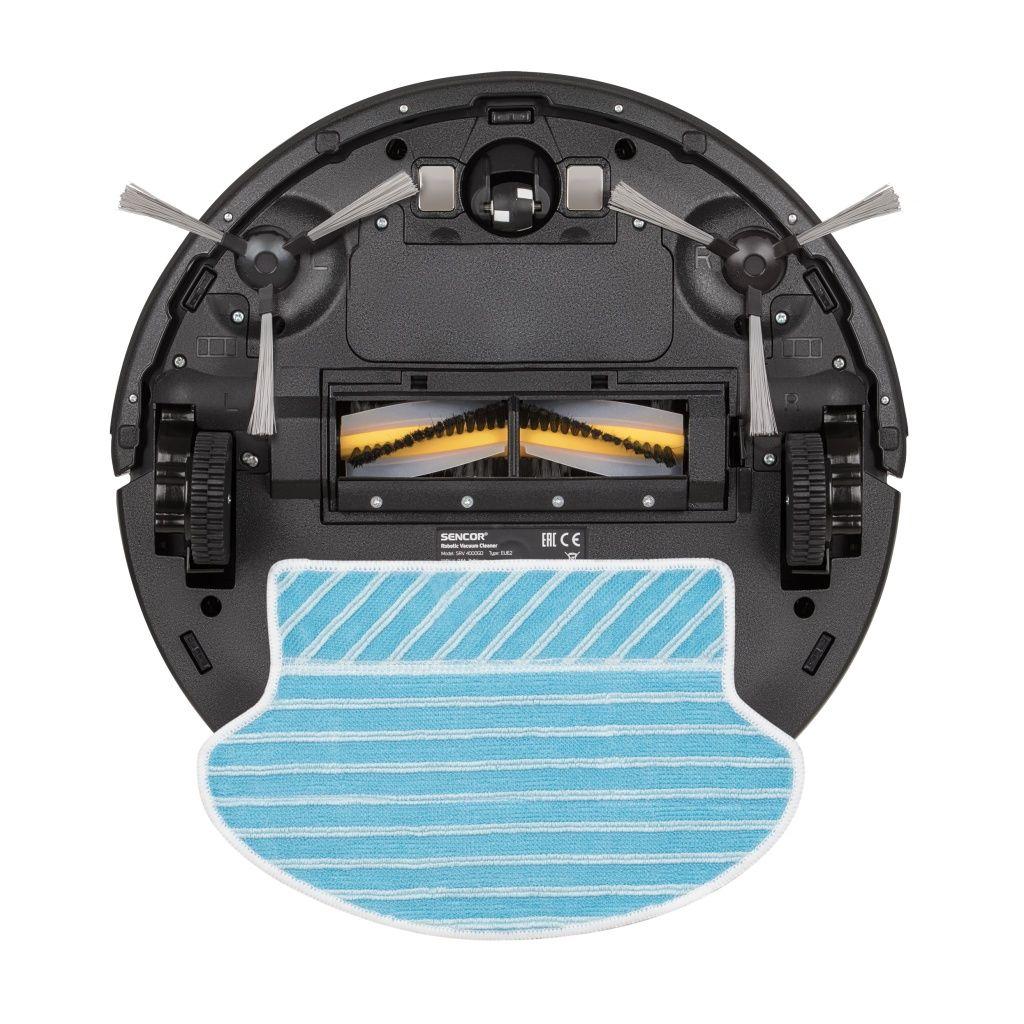 SENCOR SRV 4000GD-EUE3 robotický vysavač5