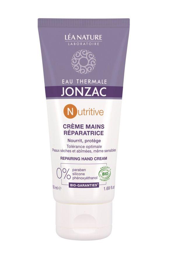 JONZAC Nutritive Reparativní krém na ruce BIO 50 ml