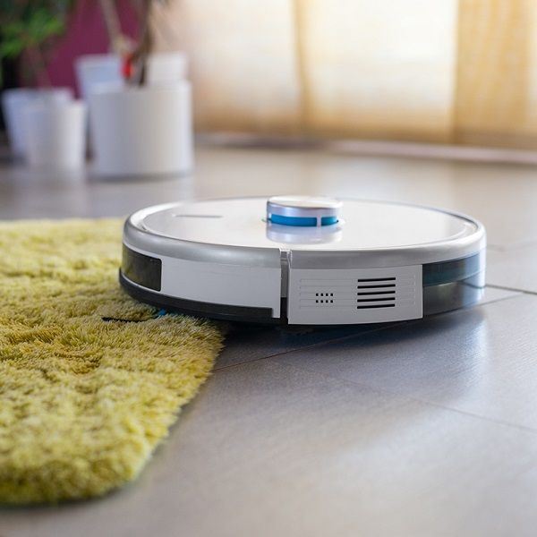 Concept Perfect Clean VR3205 3v1 robotický vysavač s mopem6