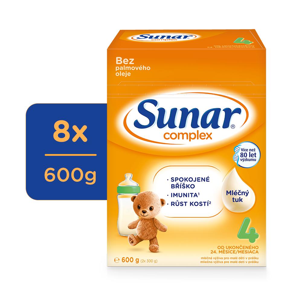 E-shop Sunar Complex 4 8x600 g