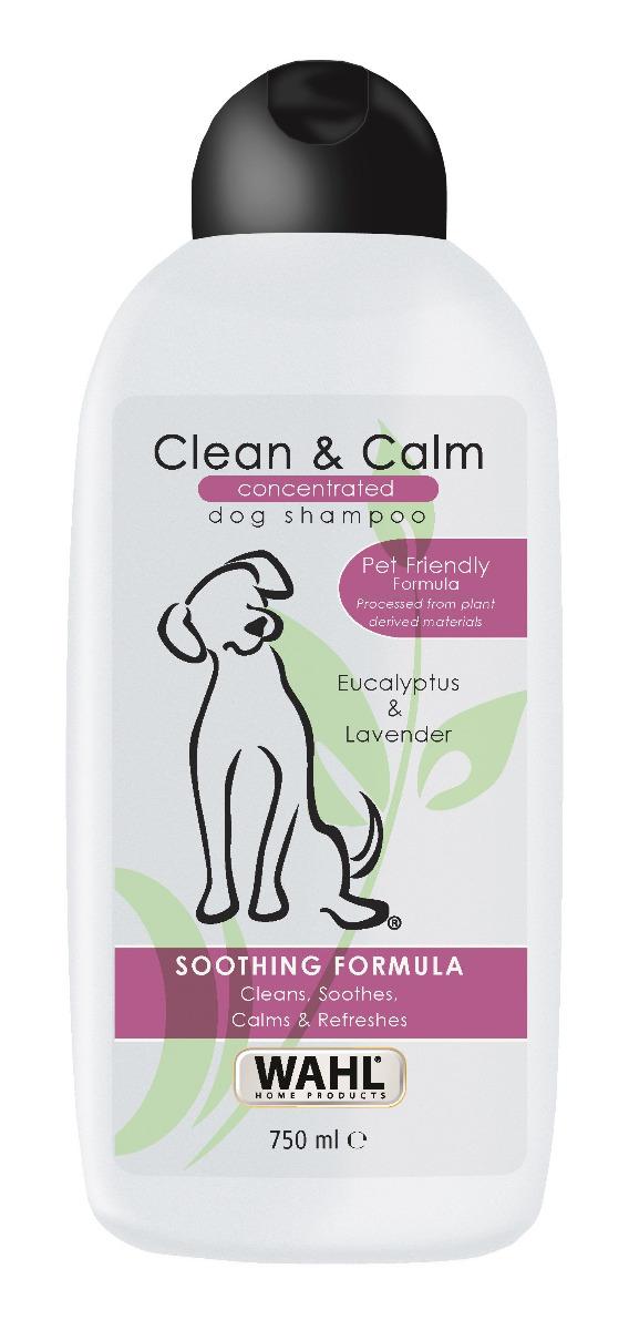WAHL 3999-7030 Šampon pro psy Clean calm 750 ml