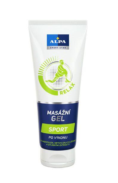 E-shop Alpa Sport gel 210 ml
