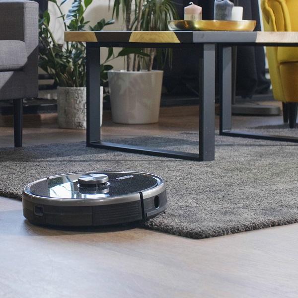 Concept Real Force VR3210 3v1 Laser robotický vysavač s mopem9