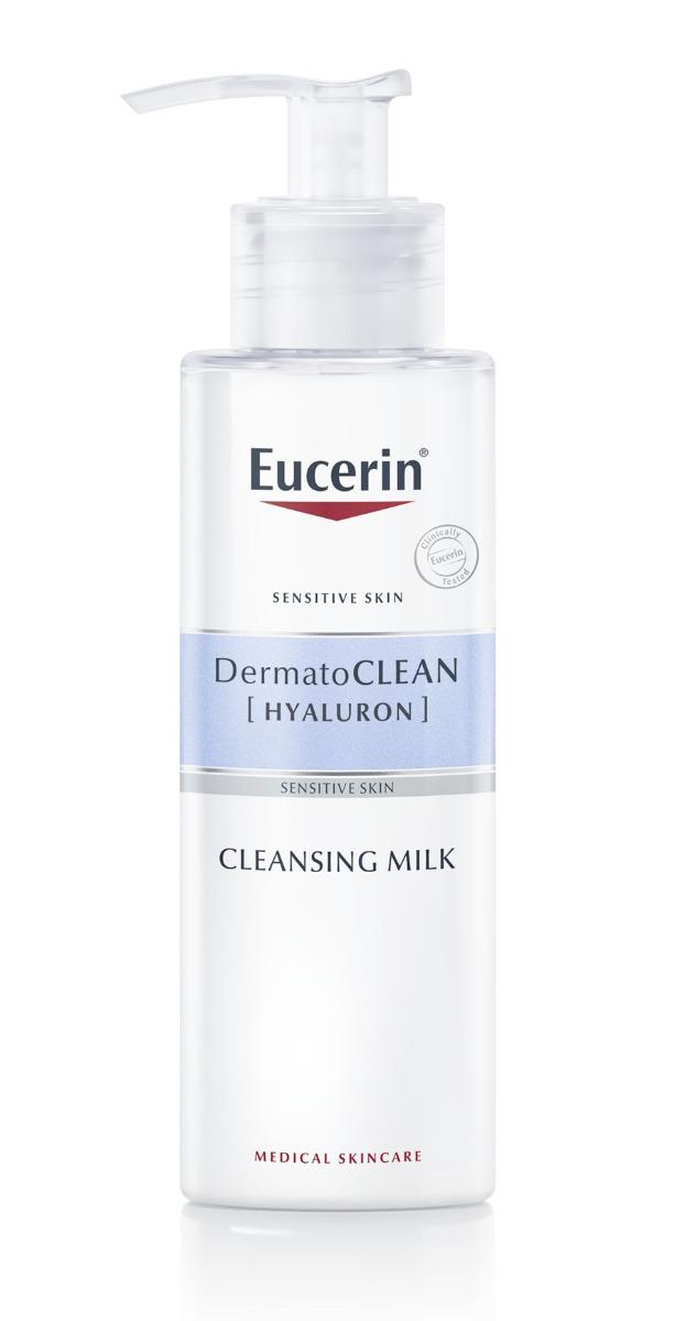 Eucerin DermatoCLEAN čisticí pleťové mléko 200 ml