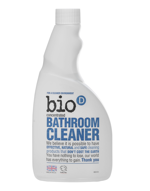 Bio d Čistič na koupelny náhradní náplň 500 ml