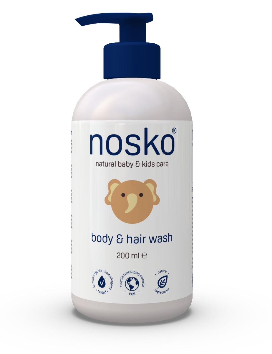 Nosko Baby Dětský sprchový gel 200 ml