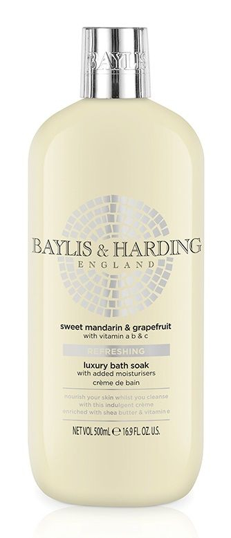 Baylis & Harding Pěna do Koupele Mandarinka a grapefruit 500 ml