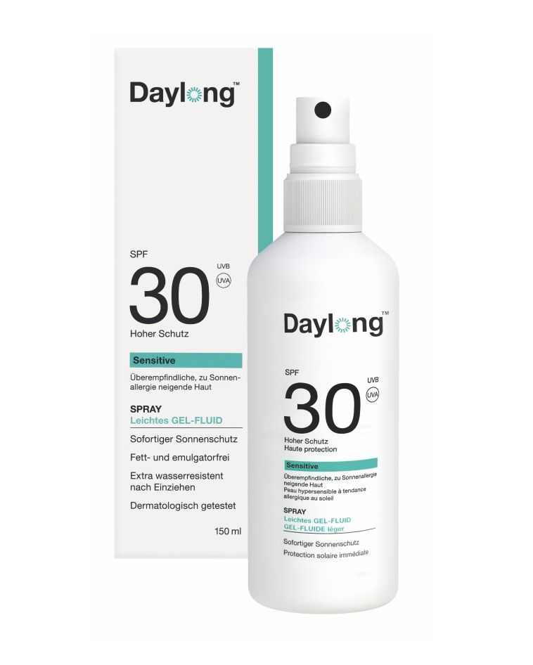 Daylong Sensitive SPF30 spray gel-fluid 150 ml